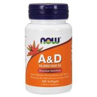 Vitaminas A e D