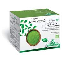 Infusión Bio Té Verde con Matcha
