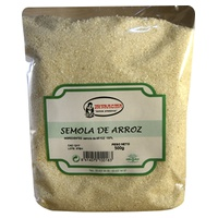 Wholemeal Rice Semolina