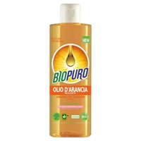 Orange oil cleanser