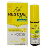 Bach Rescue Plus Vitamins Spray