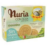 Galletas con Soja sin Gluten
