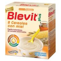 Blevit Plus 8 Cereales y Miel