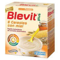 Blevit Plus 8 Cereals and Honey