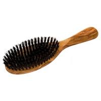 Olive tree hairbrush, large