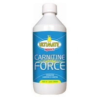 Carnitine Force Gusto Limone