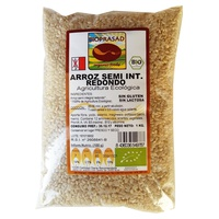 Arroz Semi Integral Redondo Bio