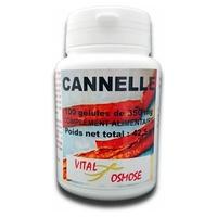 Canela de Ceilão 350 mg Bio