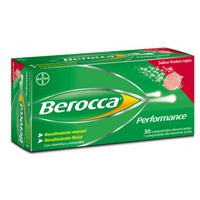 Berocca Performance Frutos Rojos