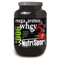 Mega Protein 5 Whey Fraise