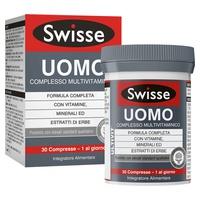 Swisse Multivitamínico para hombres