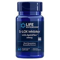 Inibidor 5-LOX com AprèsFlex 100 mg