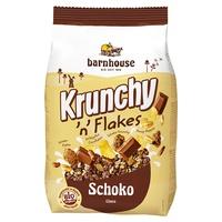 Muesli krunchy flakes con chocolate