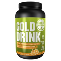 Gold Drink (Sabor Naranja)