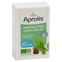 Gommes Tendres Bio Propolettes Propolis Fraîcheur