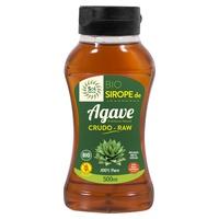 Raw-raw Agave syrup