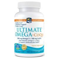 Oméga ultime + CoQ10 1280 mg