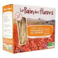 Pão de Flores de Quinoa Bio