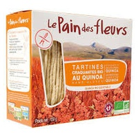 Organic Quinoa Flower Bread