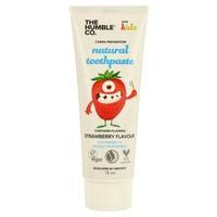 Humble pasta de dientes infantil - fresa 75ml