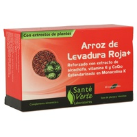 Arroz de Levadura Roja con Q10