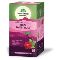 Infusión Tulsi Sweet Rose (Rosa Dulce) Bio
