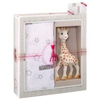 Mon premier coffret Sophie la girafe + couverture