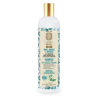 Mint Shampoo For Oily Hair