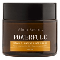 Powerful C con Vitamina C, Ginseng & Moringa SPF 30