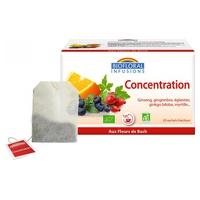 Infusión Elixir Concentración