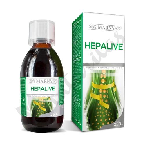Hepalive (Extracto de Alcachofa)