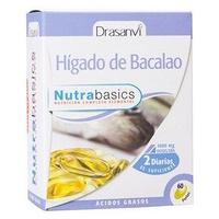 Nutrabasics Hígado de Bacalao