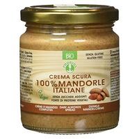 Crema scura 100% mandorle italiane