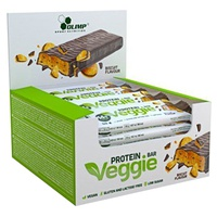 Vegetable protein bar