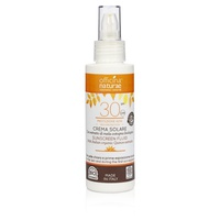 Fluid Sun Cream SPF 30 High Protection - Bioplastic bottle