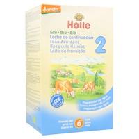 Leche Infantil Continuación 2 de Vaca Bio 600 gr de Holle