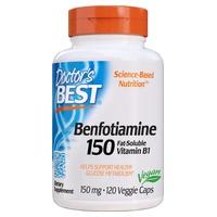 Benfotiamina con BenfoPure 150 mg