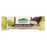 Barrita de Amaranto con Chocolate Negro Bio