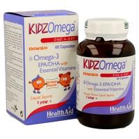 Kidz Omega Masticable
