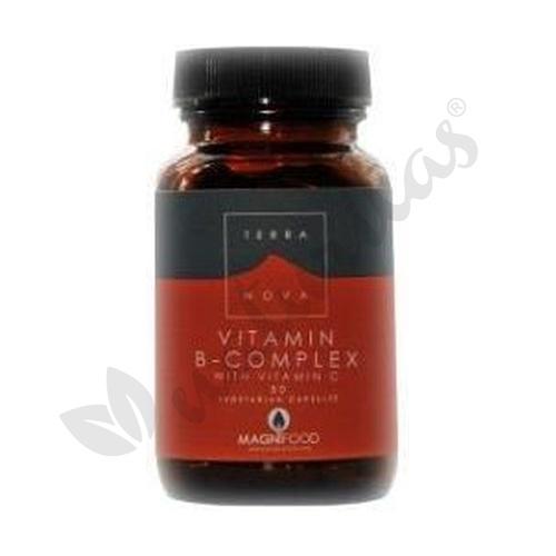 Vitamina B Complex con Vitamina C