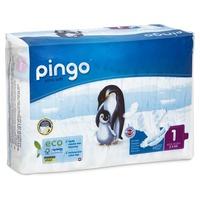 Pañales T1 Recien Nacido Bio (2-5 kg) 27 unidades de Pingo