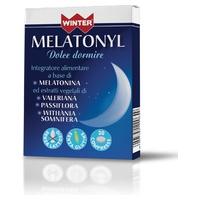 Słodkich snów melatoniny