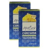 Turmeric Pack 10.000 mg