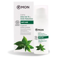 Tea Tree Cream and Hyaluronic Acid