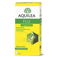 Lavagem Nasal da Gripe