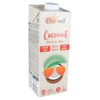 Bebida de coco natural clássica