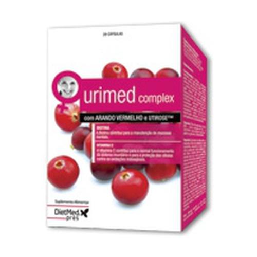 Urimed Complex (con Arándano Americano y Utirosetm)