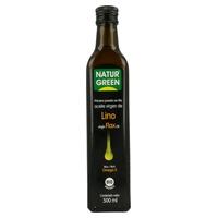 Aceite de Lino 1ª presión en frio Bio