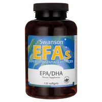 Huile de poisson EPA / DHA EFA