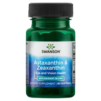 Astaxantina e zeaxantina